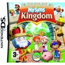 MySims Kingdom (Nintendo DS) Used Cartridge in Great Condition! - $6.99