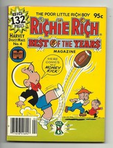 Richie Rich Best of the Years Digest #4 - Harvey File Copy - NM- 9.2 - $6.71