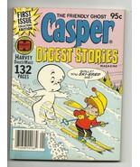 Casper Digest Stories #1 - Harvey File Copy - NM- 9.2 - Spooky - Wendy - $6.71