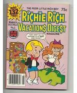 Richie Rich Vacations Digest #3 - Harvey File Copy - NM- 9.2 - Gloria - ... - $9.59