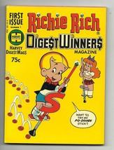 Richie Rich Digest Winners #1 - Harvey File Copy - NM- 9.2 - Irona - Cad... - $14.39