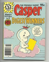 Casper Digest Winners #2 - Harvey File Copy - NM- 9.2 - Spooky - Wendy - $6.71