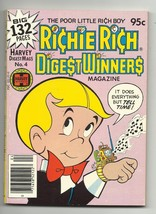 Richie Rich Digest Winners #4 - Harvey File Copy - NM- 9.2 - Little Dot - Casper - $8.63
