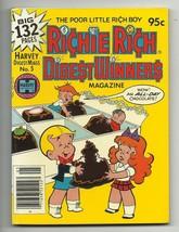 Richie Rich Digest Winners #5 - Harvey File Copy - NM- 9.2 - Little Dot - Casper - $6.71