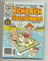 Richie Rich Digest Winners #6 - Harvey File Copy - NM- 9.2 - Little Dot - Dollar - $6.71