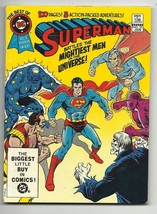 Best of DC Blue Ribbon Digest #32 - Superman Battles Mightiest Men - VF+... - $11.51