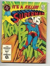 Best of DC Blue Ribbon Digest #36 - Superman vs. Kryptonite - NM- 9.2 - $14.39