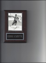 EDDIE CICOTTE PLAQUE BLACK SOX BASEBALL 1919 CHICAGO WHITE SOX MLB - $2.47