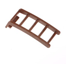 Playmobil Brown Wood Ladder Boat House Pirate Ship Wood - $2.96