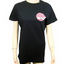 Bruce Springsteen T-Shirt E Rutherford, NJ Tee Women's Medium Black - $9.99