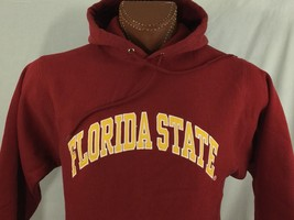 Florida State Steve & Barry's Pullover Hoodie XS X-Small Cotton Blend - $12.27
