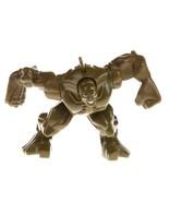 Action Figure Marvel Burger King Super Hero Green Halk 2008 - $2.96