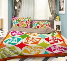 3D Pattern 343 Bed Pillowcases Quilt Duvet Cover Set Single Queen King Size AU - $90.04+