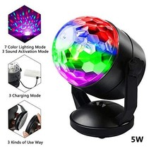 Party Lights Disco Light Disco Ball Party Strobe Light, Sound Activated ... - $10.32