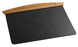 """Rolodex Executive Woodline II Desk Pad, Cherry"" - $26.39"