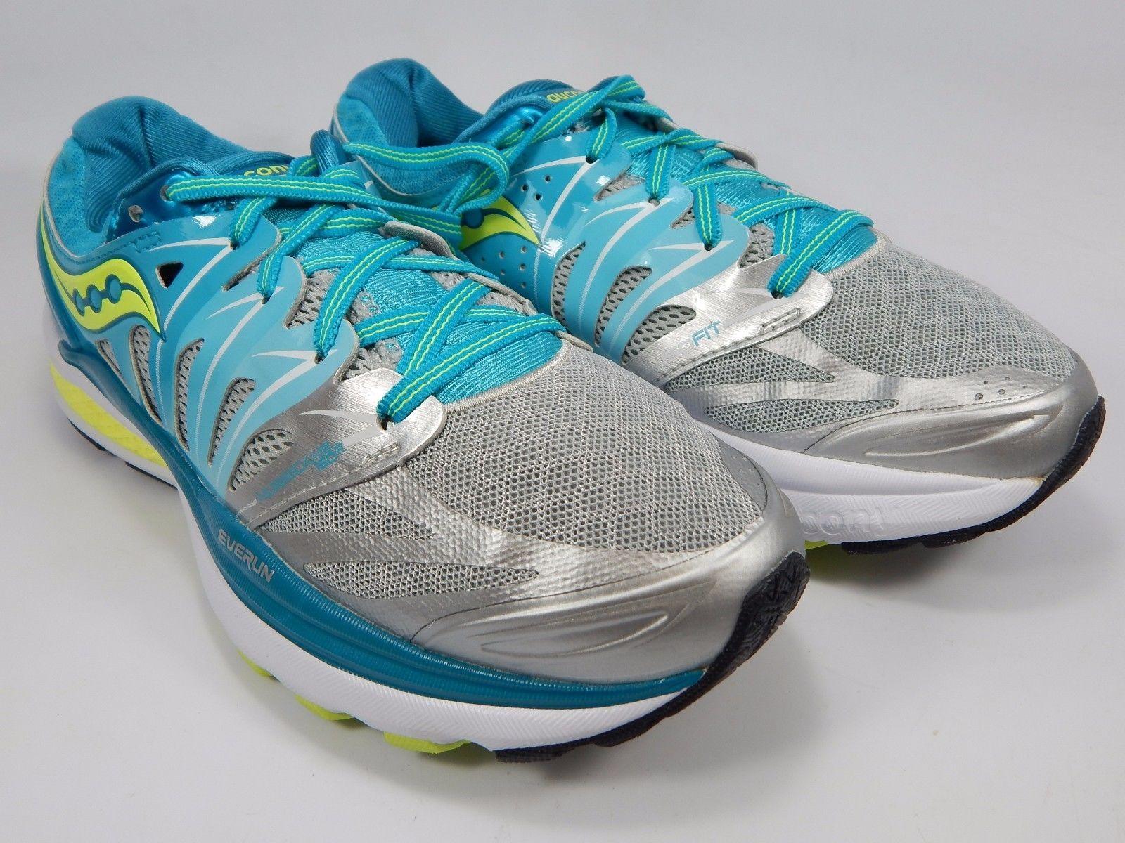 Saucony Hurricane ISO 2 Women's Running Shoes Size US 8 M (B) EU 39 S10293-1