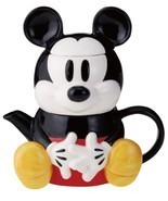 Mickey Mouse T-4 one SAN1812 (set of cup and te... - $67.29 CAD