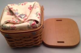 Longaberger 2003 Small Sweetest Gift Basket Combo - $29.35