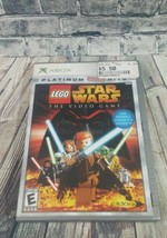 LEGO Star Wars: The Video Game (Microsoft Xbox, 2006) *TESTED* - $8.71