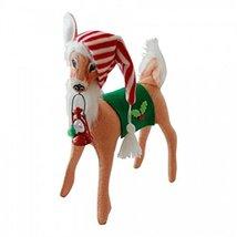 """2014 Annalee Dolls 8"""" Nightshirt Reindeer for Christmas"""