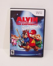 Alvin and the Chipmunks The Squeakquel Nintendo Wii - $7.99