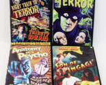 Night Train to Terror -Thirsty Dead - Anatomy of a Psycho DVD Classic Horror Lot