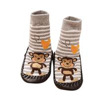 Newborn Toddler Indoor Floor Shoes Anti Slip Baby Socks Learning To Walk - $15.69+