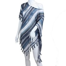 Tribal Stripes and Tassel Coverup Swimsuit Swim... - $12.99
