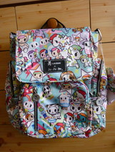 NWT JU-JU-BE X TOKIDOKI BE SPORTY BACKPACK/ MESSENGER BAG IN UNIKIKI 2.0 - $215.00