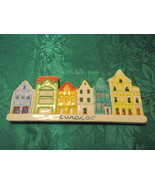 Arawak Clay Products 1993 Decorative Plaque - $4.99