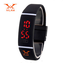 Newest Upgrade swimming Waterproof LED Bracelet Watches for Women Men Di... - $4.86