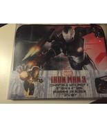 Marvel iPad 2 3rd 4th Gen Iron Man 3 Neoprene Zip Sleeve Tablet Cover New - $19.79