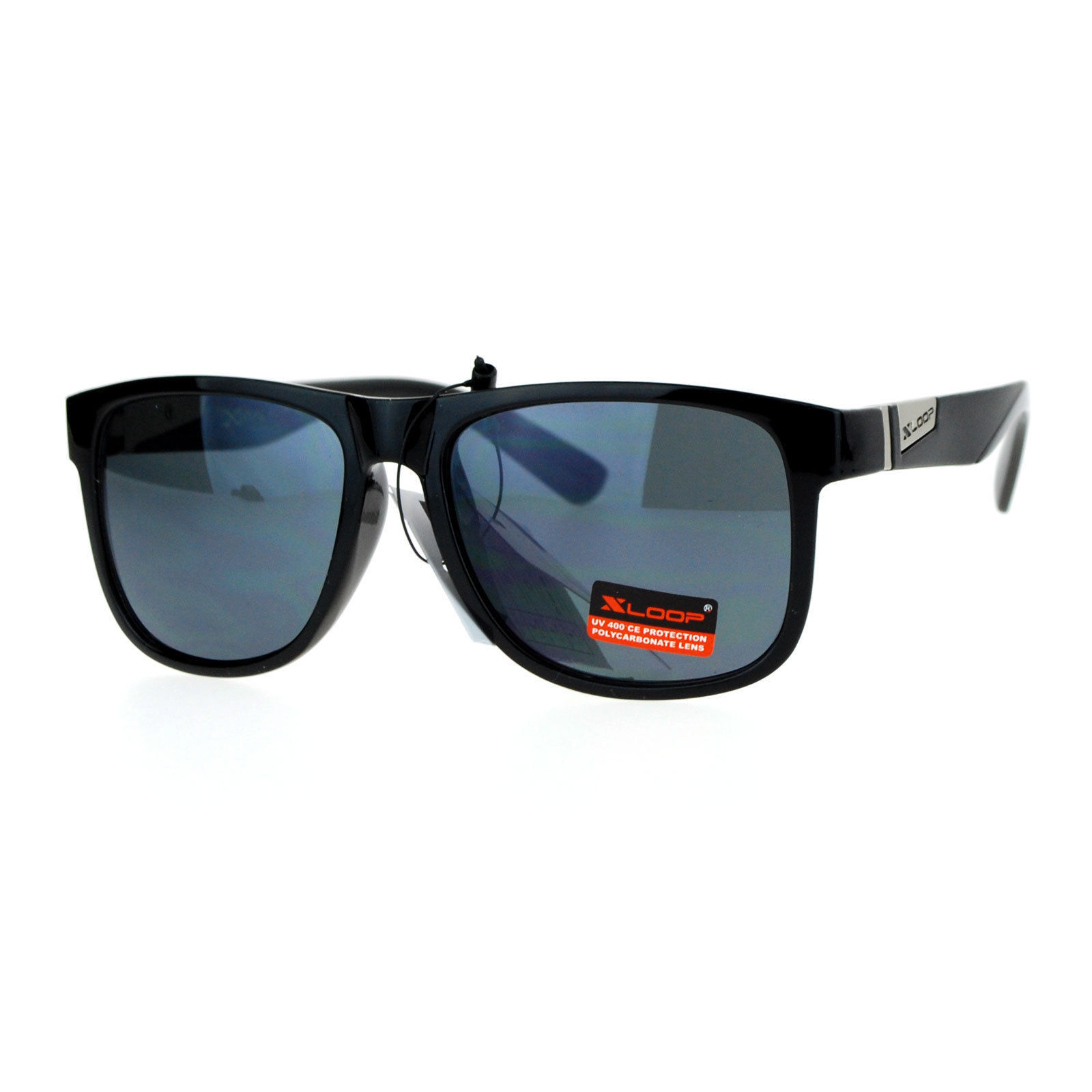 Xloop Sunglasses Square Frame Unisex Designer Fashion Sports Shades