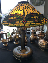 Tiffany Dragonfly Lamp - $75,000.00