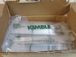 650 Kimble 53384-192  Model 56400 Disposable Sterile/Plugged Milk Pipets... - $184.13
