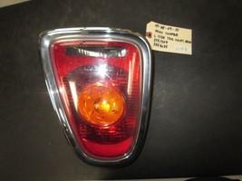 07 08 09 10 Mini Cooper L Side Tail Light Oem #2751307,2753625 *See Item* - $59.40