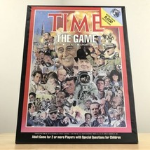 Time Magazine 1983 Vintage Trivia Board Game Collectible - $25.84