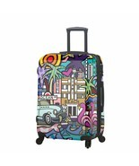 "NEW MIA TORO JOZZA MIAMI 24"" EXPANDABLE 4 WHEEL... - $197.95"