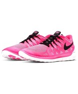 NEW NIKE FREE 5.0 Women's 8 - 8.5 US size running casual style: 642199-603 Pink - $59.99