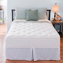 "Queen Box Spring Mattress Night Therapy iCoil 12"" Mattress and Smart Fra... - $594.03"