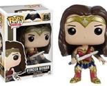 Wonder Woman Pop! Heroes Vinyl Figure