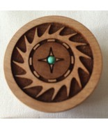Legend Of The Dreambox Lemuria Wood Snake Set of 2 Laser Carved Dream Boxes - $8.90