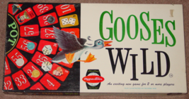 GOOSES WILD GAME 1966 CO5 CO COMPLETE EXCELLENT - $30.00