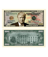 100 Donald Trump President Money Fake Dollar Bills 2016 Federal Victory ... - ₨1,207.85 INR