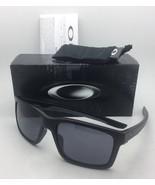 New OAKLEY Sunglasses MAINLINK OO9264-01 Matte Black & Grey Frame w/ Gre... - $189.95
