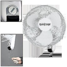 Hurricane 16 in Wall Mount Oscillating Fan 736503 .#GG4346 43ETR98-Y96543 - $63.81