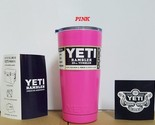 NEW  20oz Yeti Cup 304 Stainless Steel YETI Coolers Rambler Tumbler Mug with lid