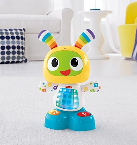 Fisher-Price Toys Learn Toddler Bright Beats Dance Moves