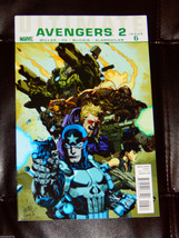 Marvel Ultimate Avengers 2 #6 Crime and Punishment Free Shipping Hawkeye - $6.99