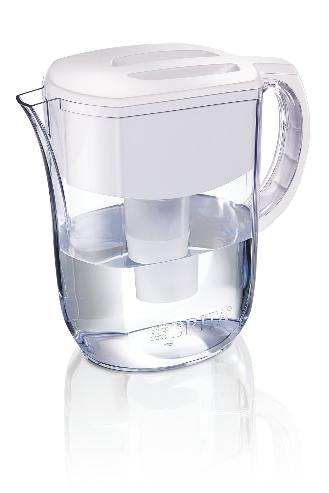 Brita 10 Cup Everyday BPA Free Water Pitcher with 1 Filter ...